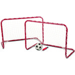 Brava® Mini Soccer Goal Set