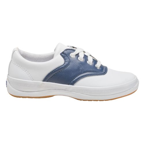 Keds Girls' School Days II Athletic Lifestyle Saddle Shoes