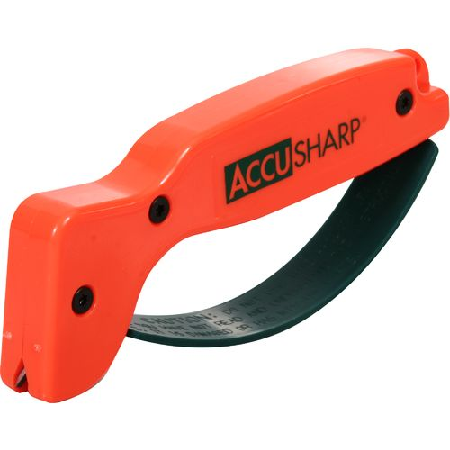 AccuSharp® Blaze Orange Knife and Tool Sharpener - view number 1