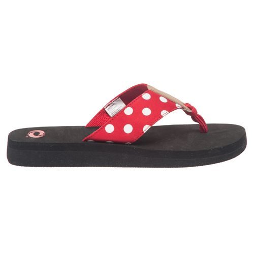 O'rageous® Women's Isabella Dots Thong Sandals