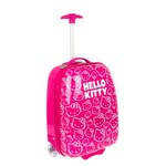 Hello Kitty Girls' Hard ABS Upright Suitcase