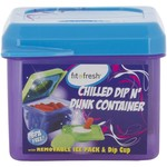 Fit & Fresh Dip N' Dunk Snack Container