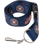 Pro Specialties Group Houston Astros Primary Lanyard
