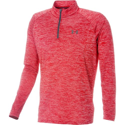 Display product reviews for Under Armour Men's UA Tech 1/4 Zip T-shirt