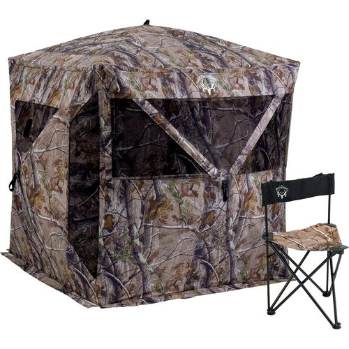 Ameristep Brotherhood Ground Blind with Floor
