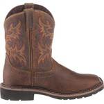 Justin Kids' Rugged Buffalo Western Boots