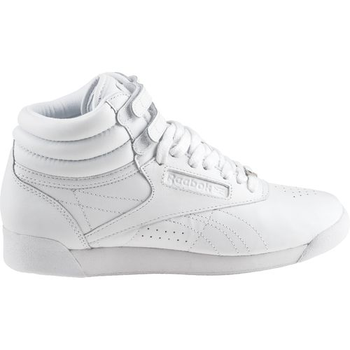 Mens White Tennis Shoe Velcro Closures