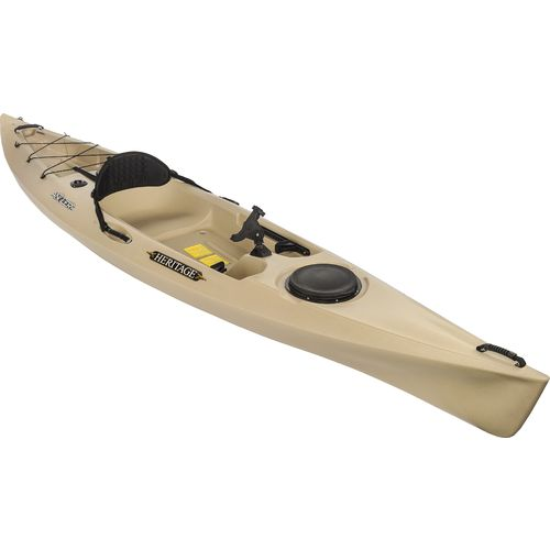 Heritage angler 14 39 sit on top fishing kayak academy for Best sit on top fishing kayak