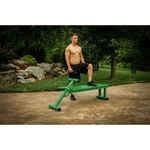 Stamina® Outdoor Fitness Bench - view number 3