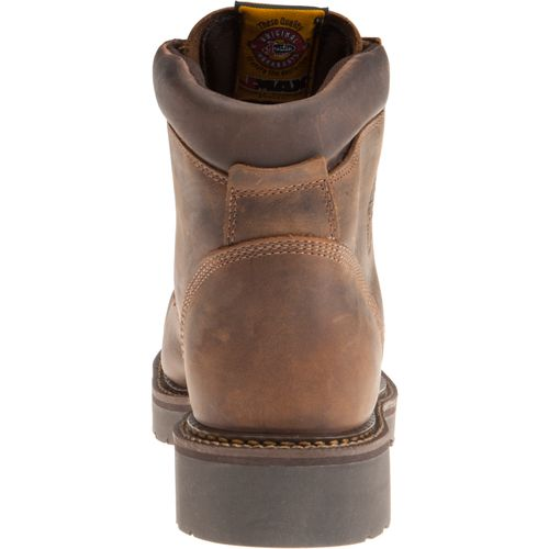 Justin Men's Steel Toe Work Boots - view number 6