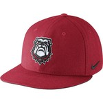 Nike Men's University of Georgia Players True Snapback Cap