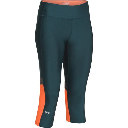 Under Armour  Women s HeatGear  Armour Novelty Capri Pant