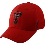 Top of the World Adults' Texas Tech University Booster Cap