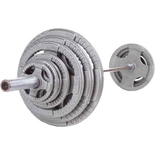 Body-Solid 500 lb. Steel Grip Olympic Set