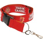 NCAA Adults' University of Louisiana at Lafayette 2-Tone Lanyard