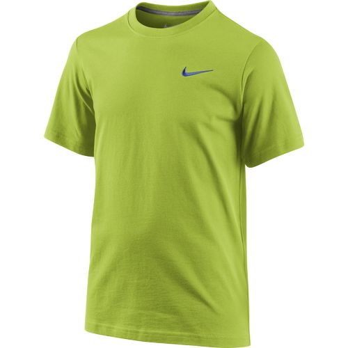 Image for Nike Boys' Swoosh Crew T-shirt from Academy