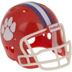 Riddell Clemson University Pocket Size Helmet