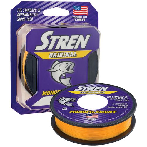 Display product reviews for Stren® Original™ Monofilament Fishing Line