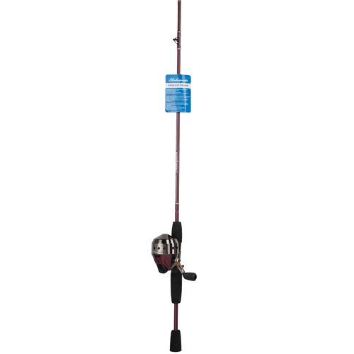 "Shakespeare® 5'6"" M Freshwater Spincast Rod and Reel"