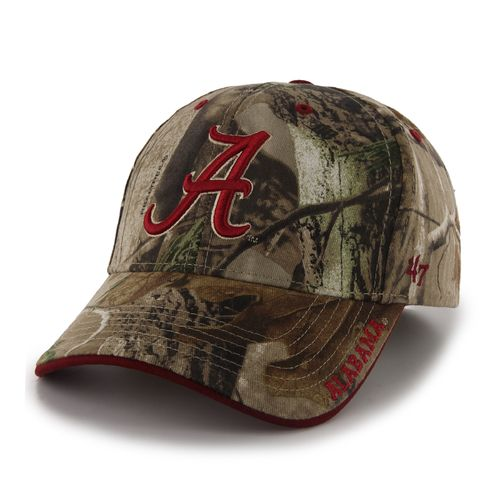 '47 Men's University of Alabama Realtree Frost Cap - view number 1