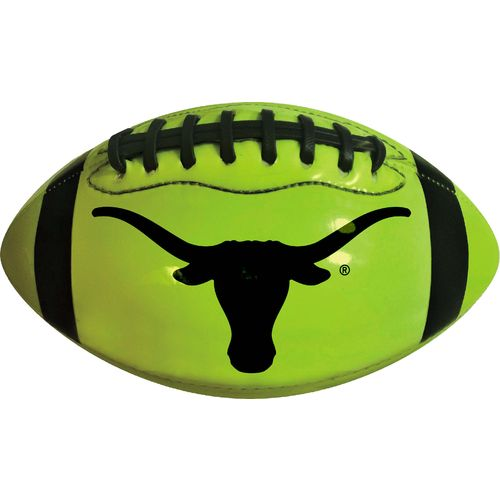 GameMaster University of Texas Glow in the Dark Mini Football
