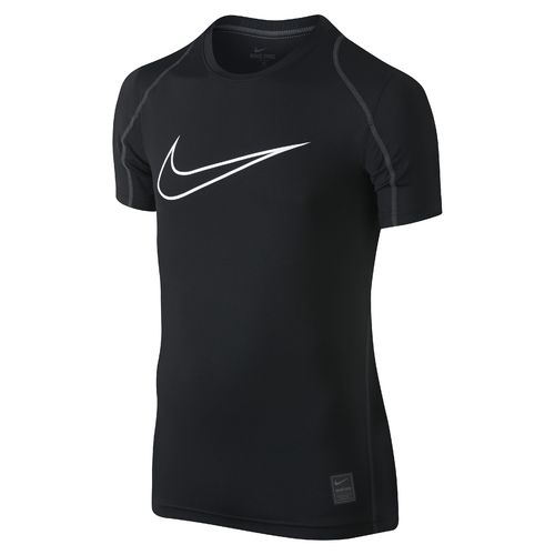 Nike Boys' Hypercool HBR Fitted Short Sleeve Top - view number 1