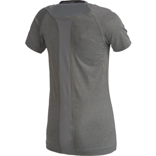 Nike Boys' Hypercool HBR Compression Short Sleeve Top - view number 2