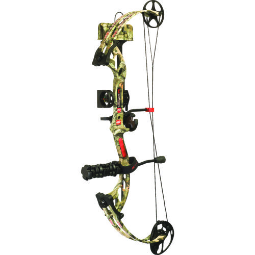 Display product reviews for PSE Stinger X Mossy Oak Break-Up Infinity® Compound Bow