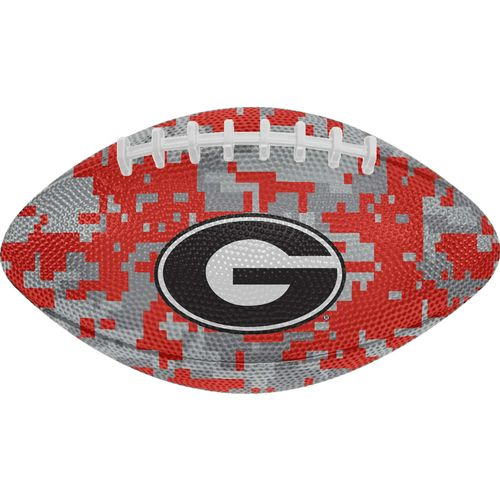 GameMaster University of Georgia Digital Camo Mini Football