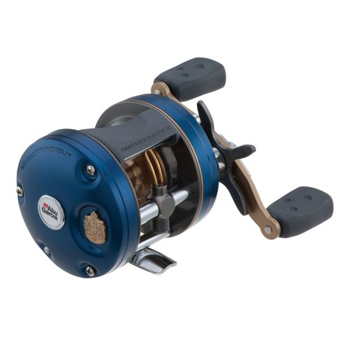 Display product reviews for Abu Garcia Ambassadeur C4 Round Baitcast Reel Left-handed