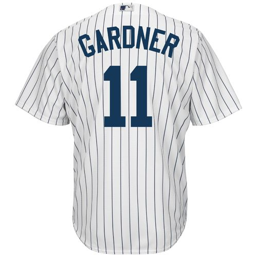 Majestic Men's New York Yankees Brett Gardner #11