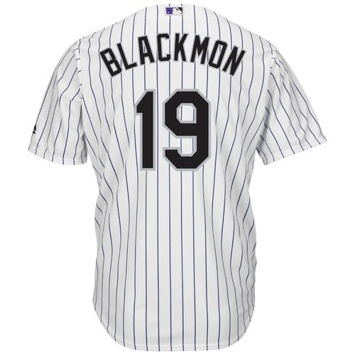 Majestic Men's Colorado Rockies Charlie Blackmon #19 Cool