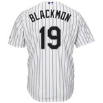 Majestic Men's Colorado Rockies Charlie Blackmon #19 Cool Base® Jersey
