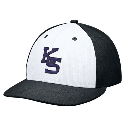 Nike Men's Kansas State University Baseball Authentic Fit Cap