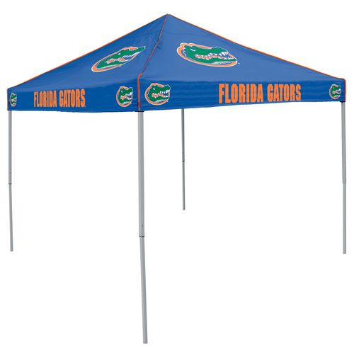 Logo University of Florida Straight-Leg 9 ft x 9 ft Color Tent