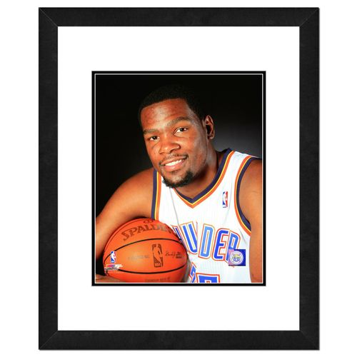 Photo File Oklahoma City Thunder Kevin Durant Posed