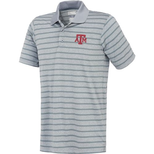 Majestic men 39 s texas a m university section 101 heather for Texas a m golf shirt