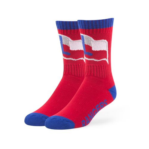 '47 Adults' Texas Rangers Bolt Sport Socks - view number 1
