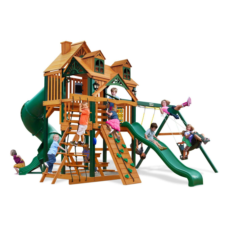 Gorilla Playsets™ Malibu Deluxe I™ Swing Set