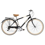 Huffy Men's Sportsman 700c 7-Speed Modern Cruiser