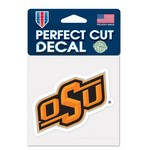 WinCraft Oklahoma State University Perfect Cut Decal - view number 1
