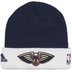 adidas Men's New Orleans Pelicans Authentic Team Cuffed Knit Cap