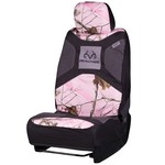 Realtree Low-Back 2.0 Pink Seat Cover