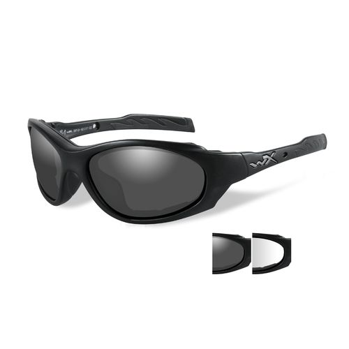 Wiley X Adults' XL-1 Advanced Interchangeable Ballistic Eyewear
