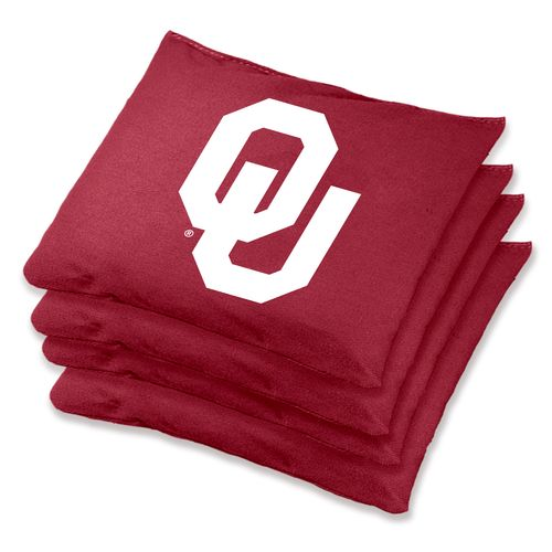 Wild Sports University of Oklahoma Regulation Bean Bags