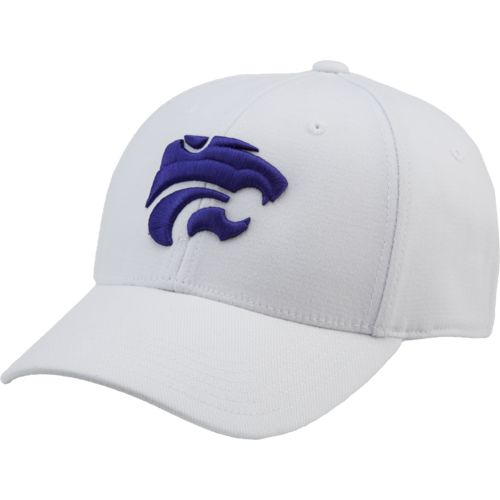 Top of the World Adults' Kansas State University Premium Collection Memory Fit™ Cap - view number 1