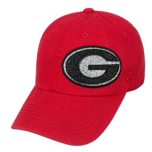 Top of the World Women's University of Georgia Entourage Cap - view number 1