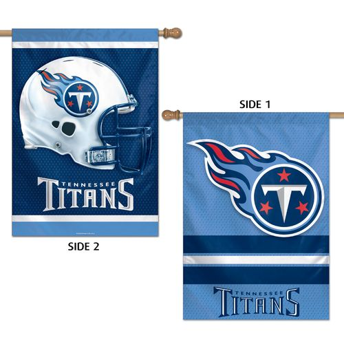 WinCraft Tennessee Titans 2-Sided Vertical Flag