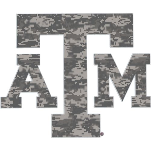 Stockdale Texas A&M University Digi Camo Decal