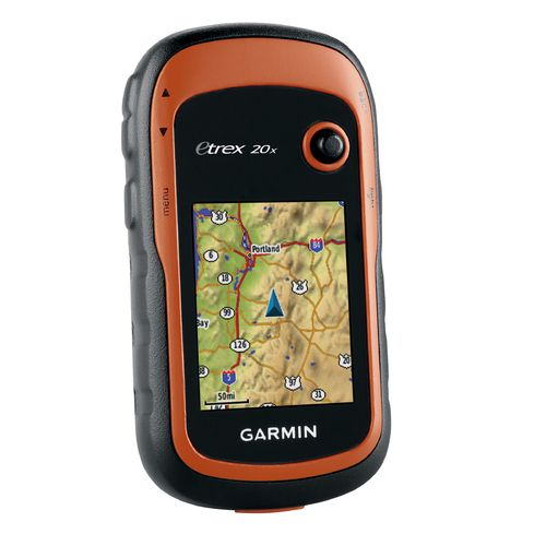 Garmin eTrex® 20x WAAS-enabled Handheld GPS Receiver